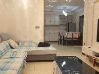 温泉城 住家装修 保持好 三室两厅一卫出租