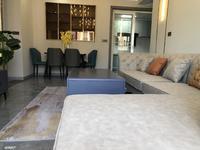 品质小区绿地澜域精装视野开阔 3室2厅售价64.8万
