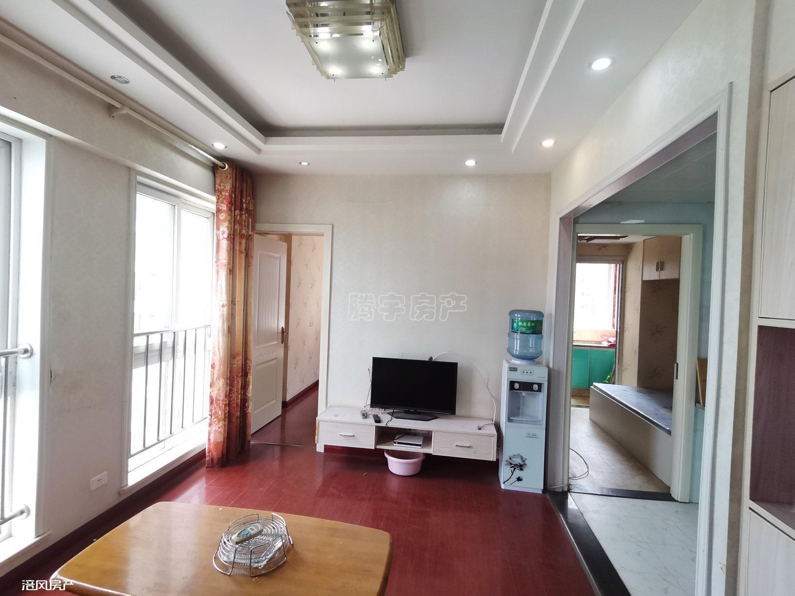 一线江景房精装2房,拧包入住租金1200/月