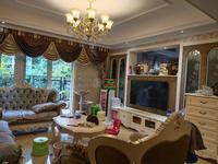 中慧第一城 高层的价格买精装4室2卫花园洋房 欧式装修风格