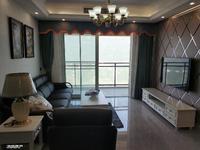 全江景房贵博江上明珠次新小区 92平业主住家全新装修标准3室带阳台 仅82.5万