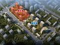 绿地·涪陵城际空间站效果图