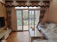 出租贵博 江上明珠3室2厅1卫80平米1600元/月住宅