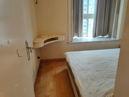 首付8万买滨江路带空中花园电梯55平精装标准2室带阳台