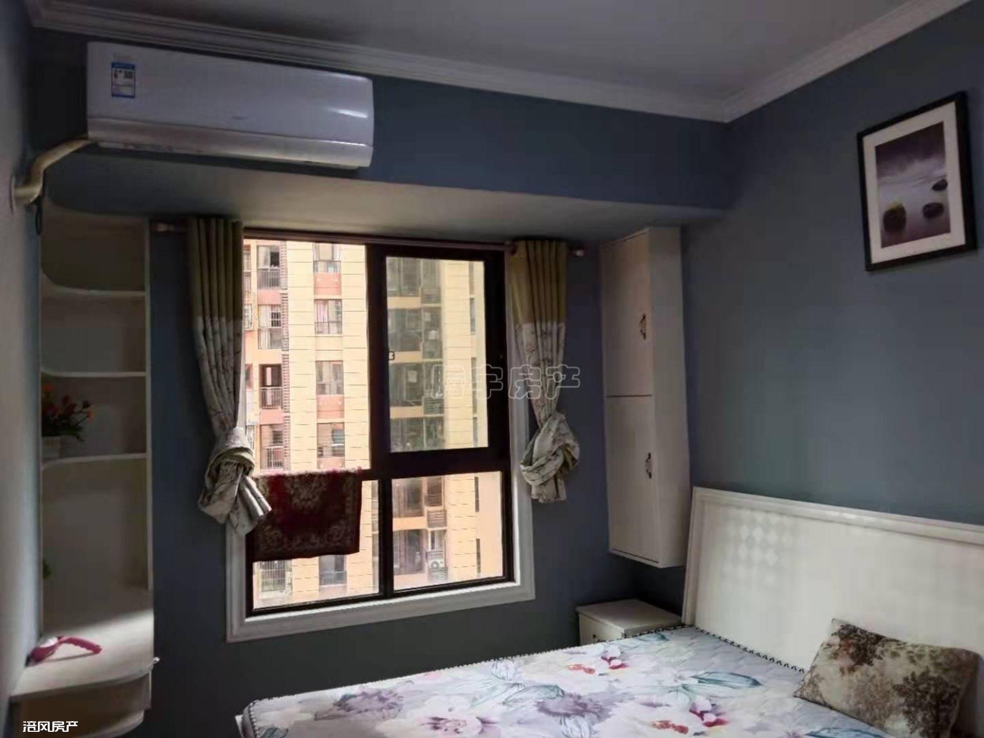 出租泽胜温泉城3室2厅1卫63平米1500元/月住宅