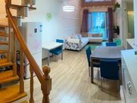 出租涪陵金科廊桥水岸2室2厅1卫93.46平米1500元/月住宅
