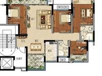 出售金科 博翠府4室2厅2卫122平米面议住宅