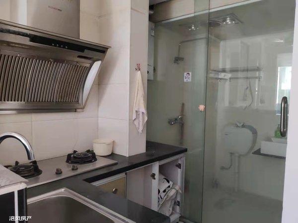 滨江路附近 御锦江都 精装1室1厅 40平方 居家配套齐全 1000/月